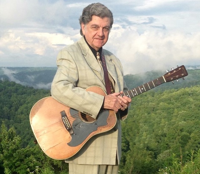 Larry Sparks 2018 - God and Country Memorial Day Bluegrass Concert